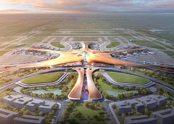 北京新机场管廊工程